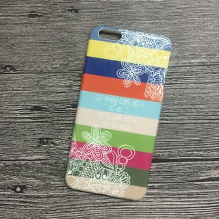 (Spot special) mobile phone shell iphone6 ​​Plus bright case (other models welcome custom)