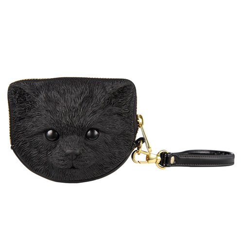 Adamo 3D Bag Original Tuna Kitten Clutch Bag