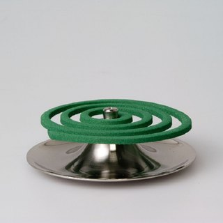 Brass mosquito coil