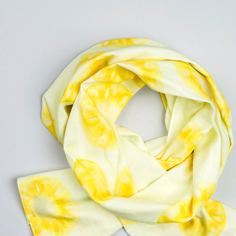 Pineapple Pineapples – Scarf