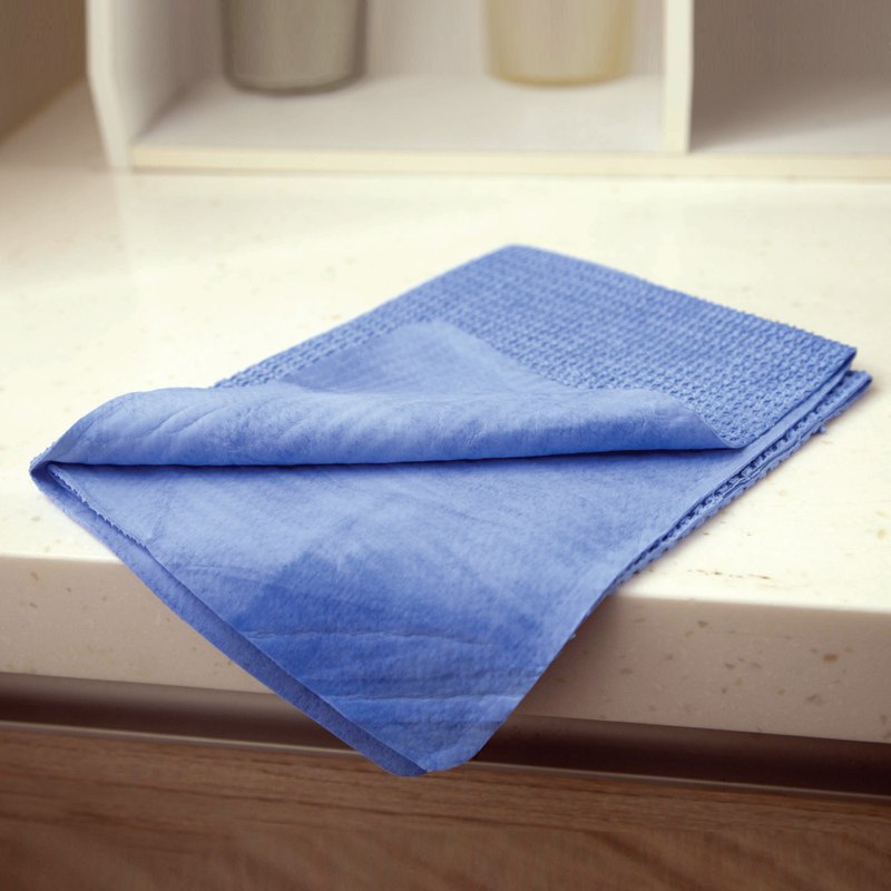 [佶屋] Blue Dr. 3D Magic Cloth 30x30cm (1 entry)