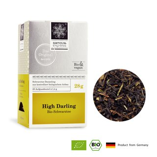 Organic Darjeeling Tea Closer Lovers | Sangma Tea Garden | Express Tea Bags 20 in