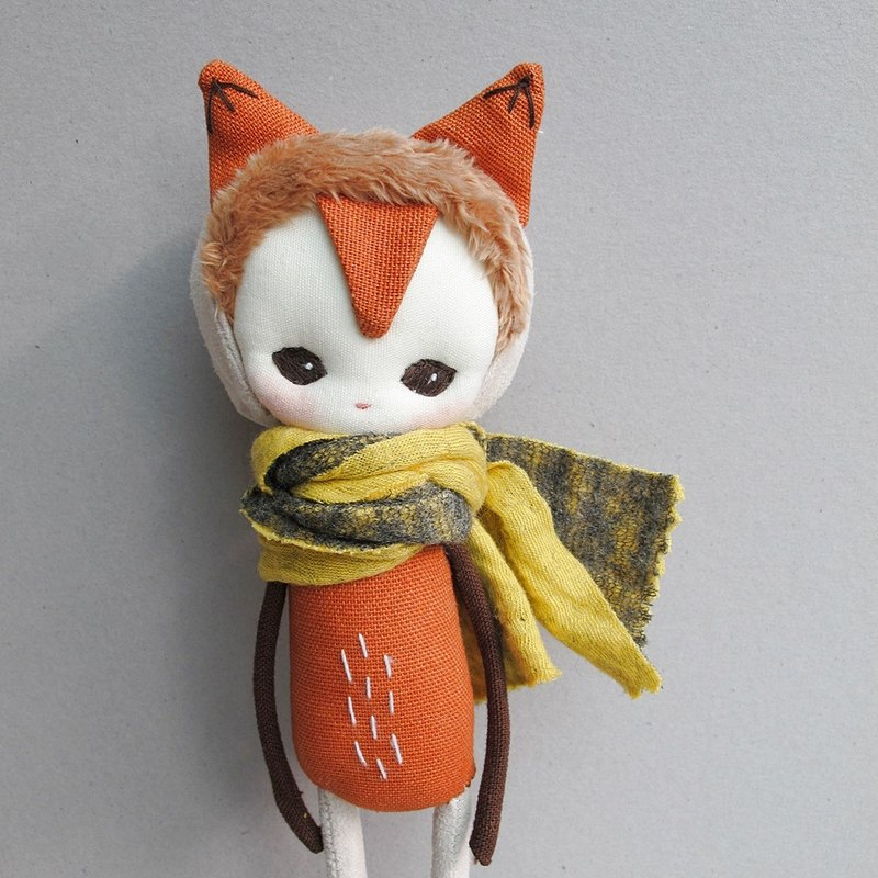 Small fox spirit A1