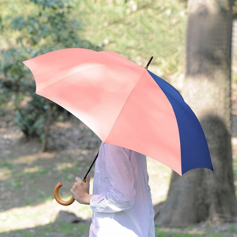 Japan BRUNO fiberglass windproof automatic umbrella (color)