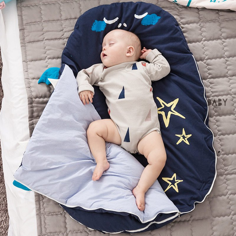 Korea Daby ─ Starry Night Monster Baby Sleeping Bag - Nighty
