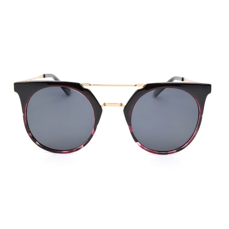 Fashion Eyewear - Sunglasses Sunglasses / Smokin 'Red