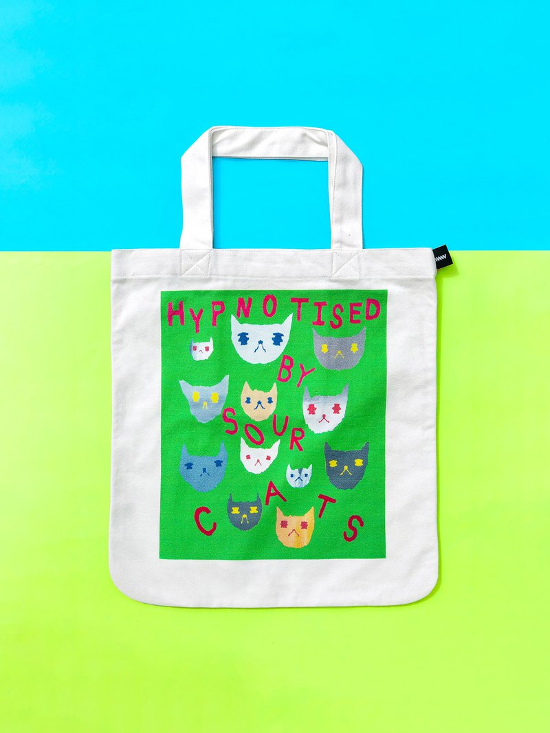 AWW Tote Bag - Sour Cats