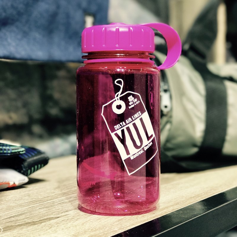 S350 WEMUG Trip Water Bottle - Pink