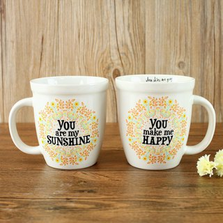 馬克杯套組15oz-You are my Sunshine | MUGS055