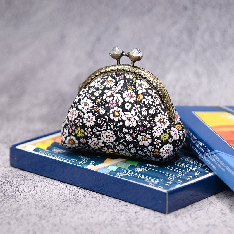 [Only one] Huahua Shijiekou gold purse coin purse