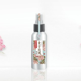 Taiwan Organic Pure Dew. Oriental Rose / Real Lavender 100ml