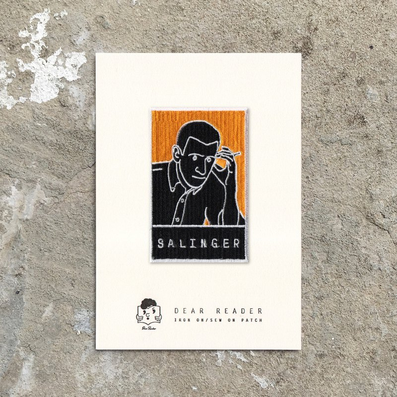 Salinger (Iron-On) Patch