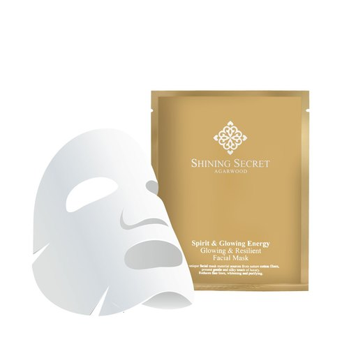 【Aloes Moisturizing & Moisturizing Mask Care Products】A good complexion Q water moisturizing mask