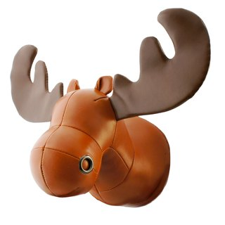 Zuny - Elk Rudo Styling Animal Wall Decoration