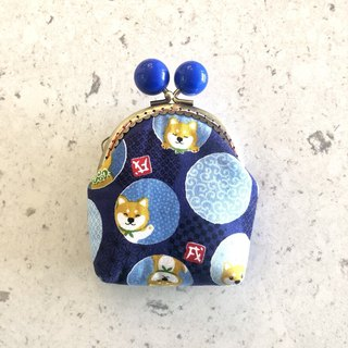 Little Rainbow Candy Gold Coin Purse - Blue Firewood