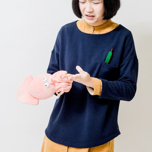 Piper snake / sleeve cotton clothes