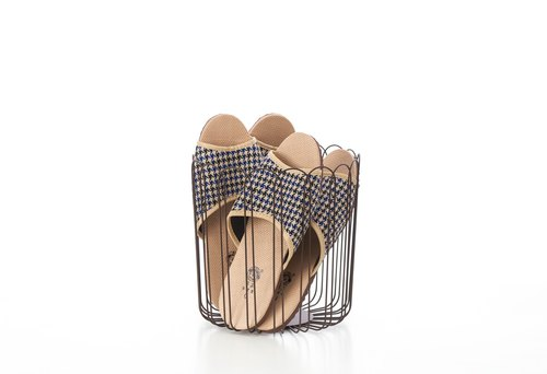 Wire Basket-L (Brown)