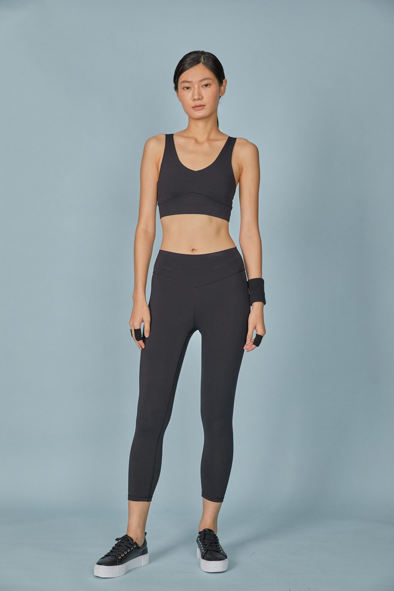Emily legging in black - Size S