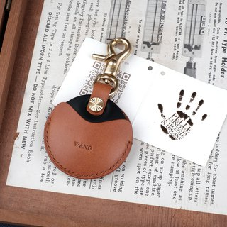 Gogoro/gogoro2 key holster key holder / buttero caramel brown