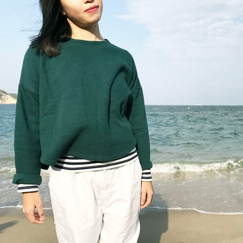 Cotton Shirt (Green Color)
