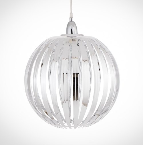 BNL00054- circular chandelier chrome bar
