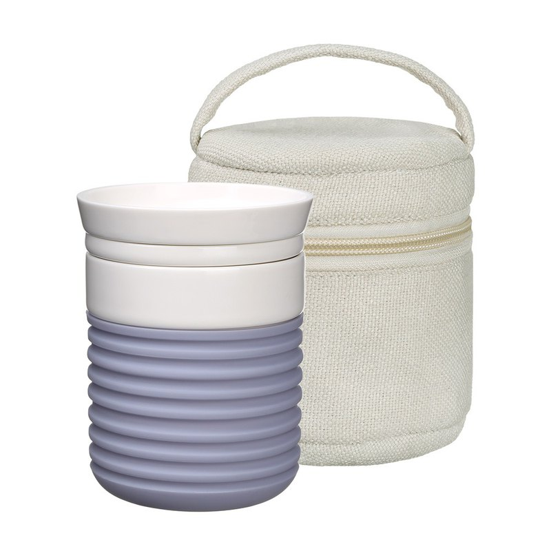 Tea Cup To Go Travel Set-Serenity(150ml)