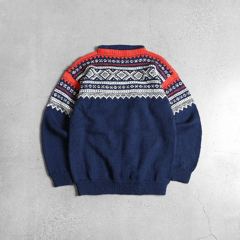 Vintage Norway Sweater