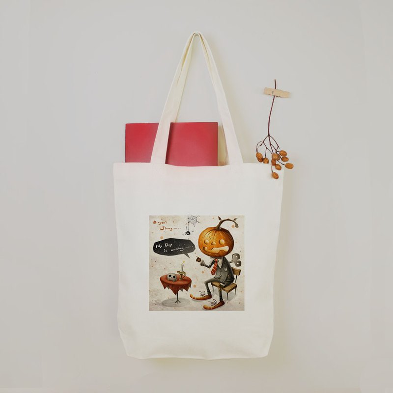 Ginger Cookies - Halloween Canvas Bag