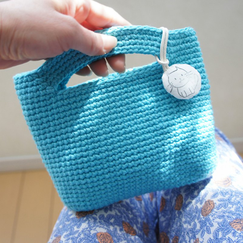 Ba-ba handmade Crochet bag  No.CSB12