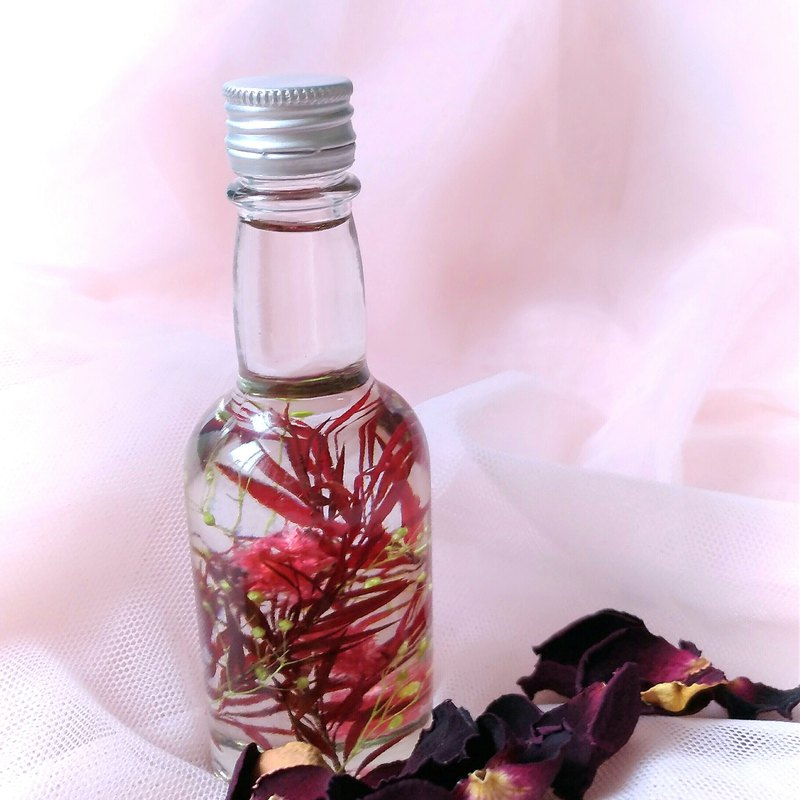 Herbarium 50ml small bottle series B / small gifts / photo props