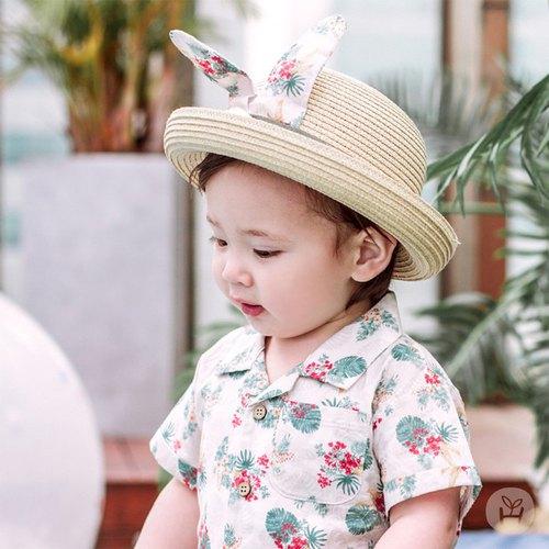 c2b7a006446 Happy Prince Adela baby sun hat - Designer La Chamade