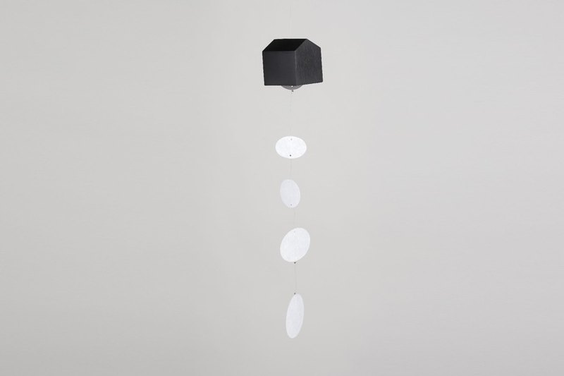 Wind chime (home - fog black)