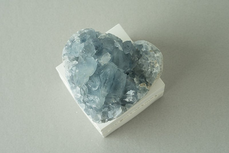 Sky Blue Celestite Crystal #11