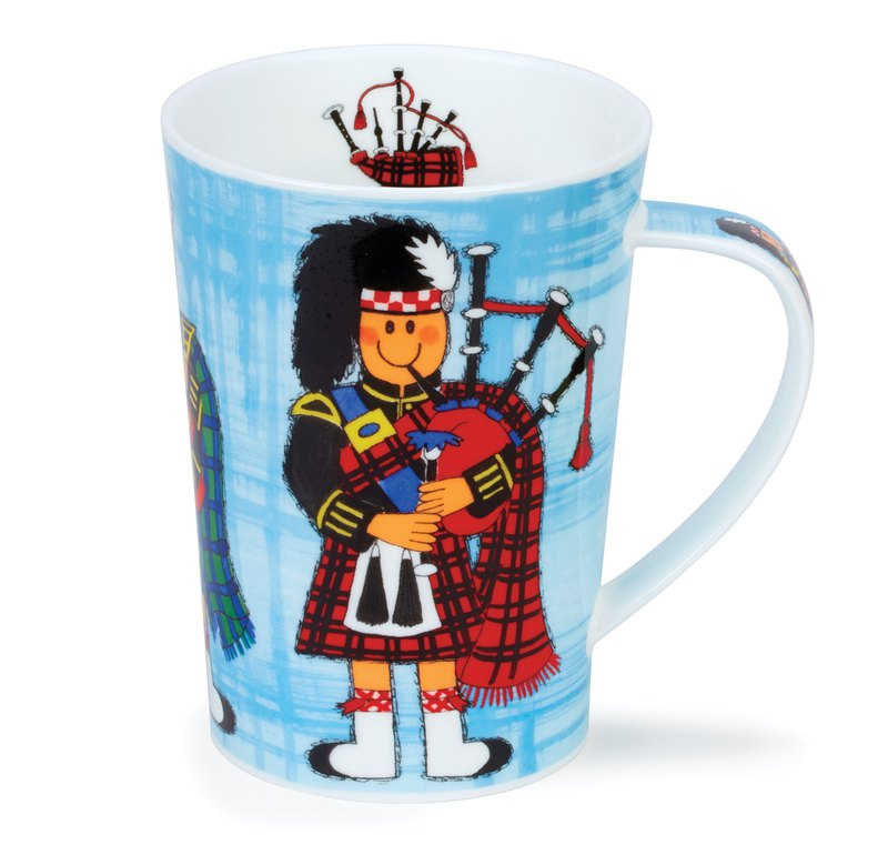 Scottish impression mug
