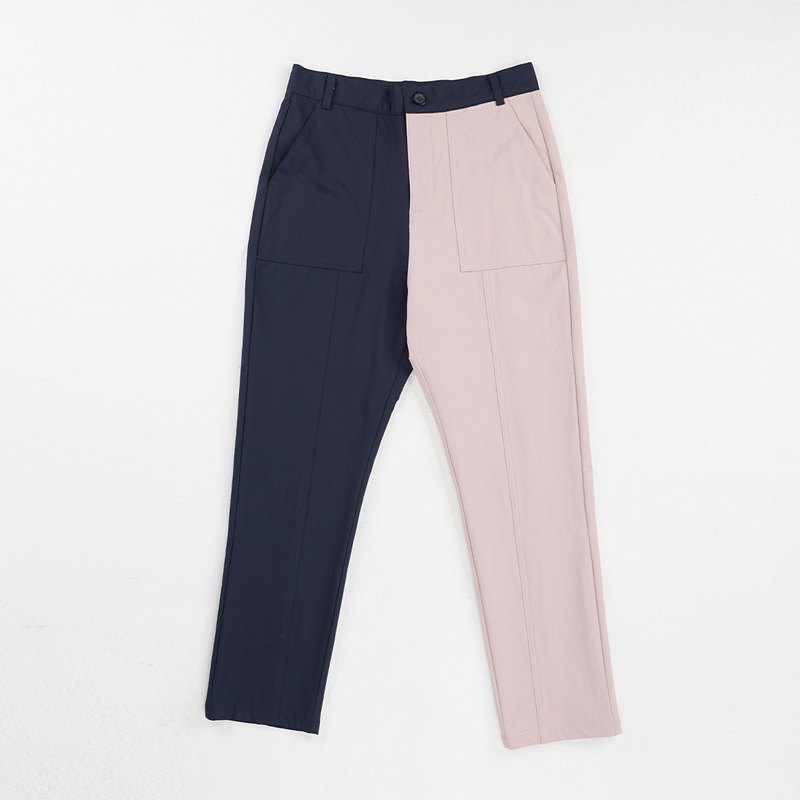 Grounded - Color Block Pants