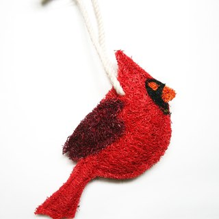 Scrubbing Brush - Joy Bathing Dish Melon Cloth - Angry Birds