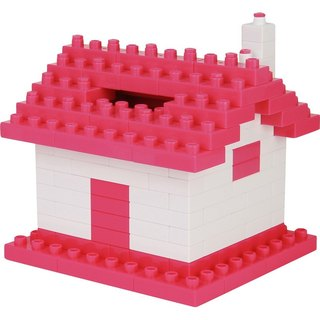 """JEKCA product card Variety building blocks"" blocks - saving house (powder)"