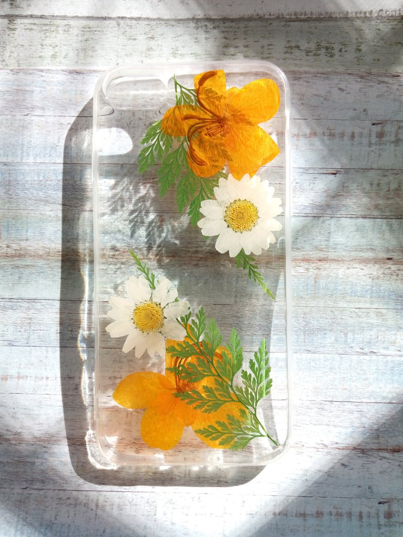 Pressed flower phone case, Elegant phone case ( 3 )