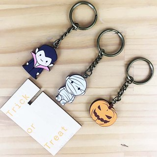 Key Ring Halloween series  <Halloween Key Ring Customize Limit>