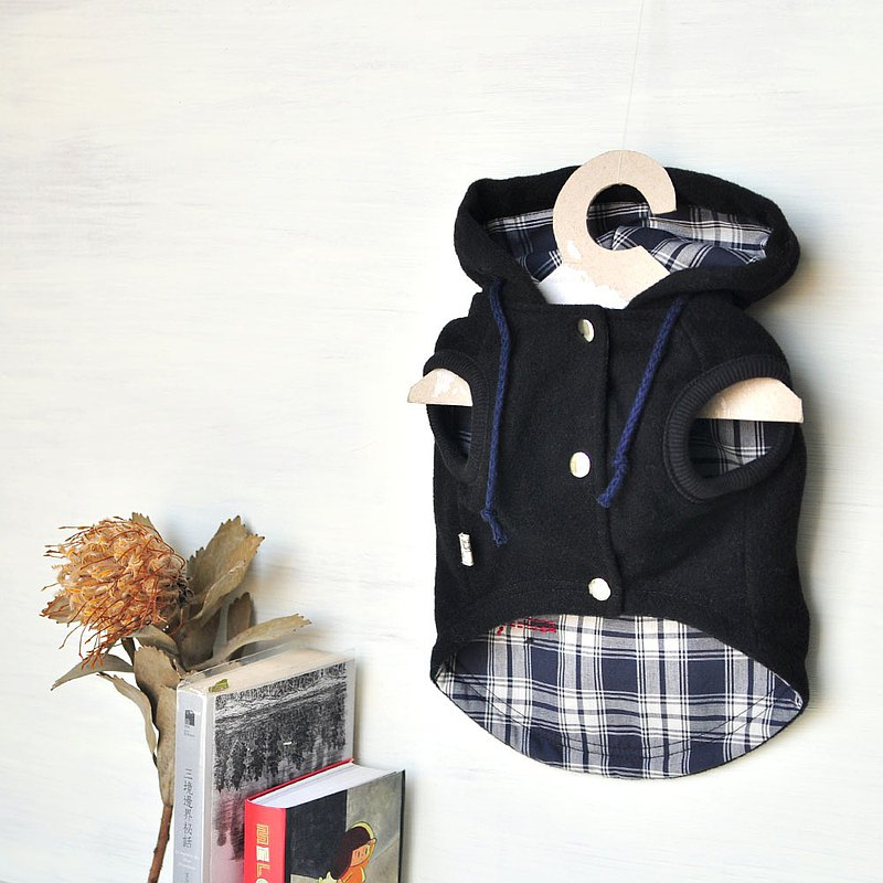 【Handsome Vest】 For Dear Hair Kids' Premium Wool Vest
