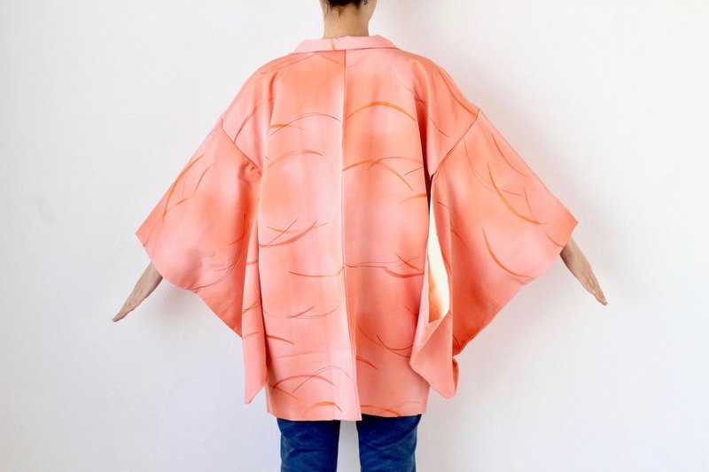 elegant kimono, haori, Japanese clothing, gifts for women /3278