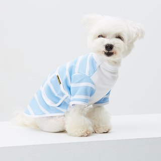 Shaped piping pocket pet clothes