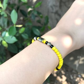 Like a Virgin! Original bracelet YELLOW
