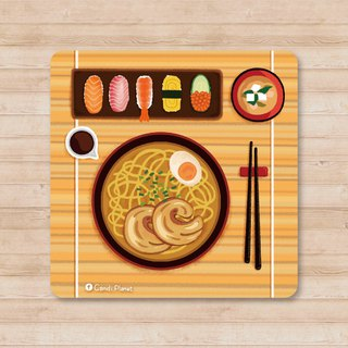 Taste beauty / ramen and nigiri course. Universal card