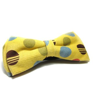 ▲ lights Rui cashmere planet tie Hand-made Bow Tie