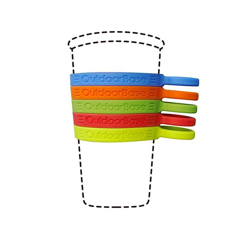 Outdoorbase] Silicone Environmental Protection Cup Ring -27609