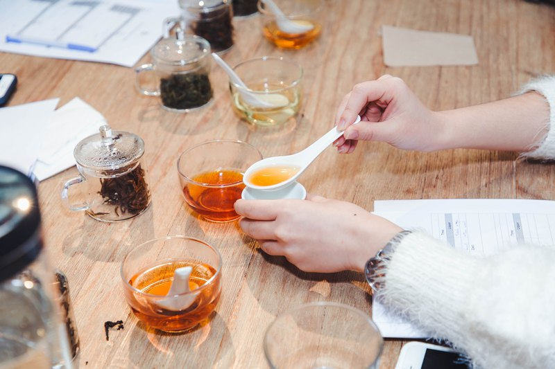 Nov・Introduction to The World of Tea Tasting of Premium Taiwan Oolong Tea