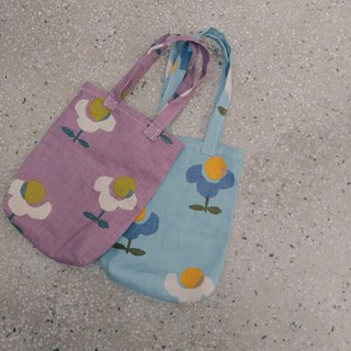 Hand made Japanese eco-friendly cup bag 2 colors