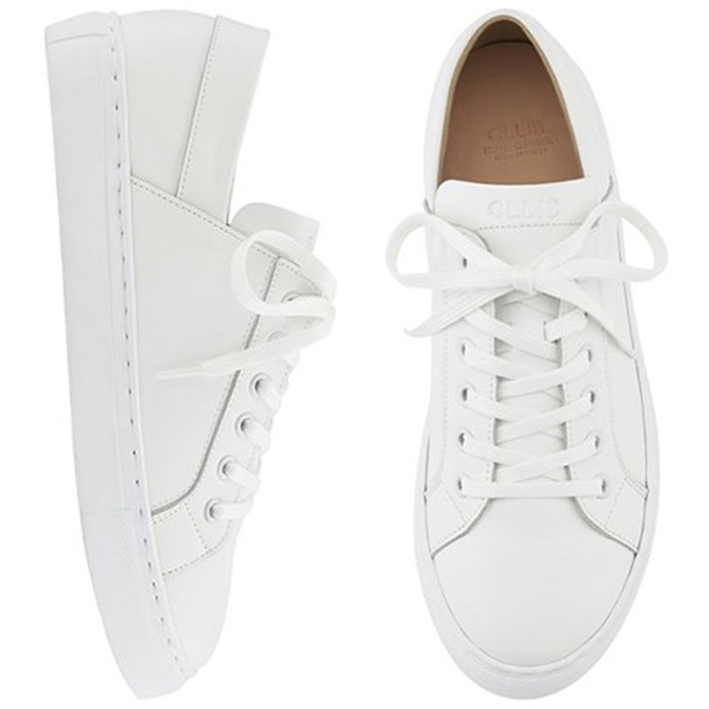 SPUR – CLLIB Vuii Leather 休閒鞋 MF4393 WHITE