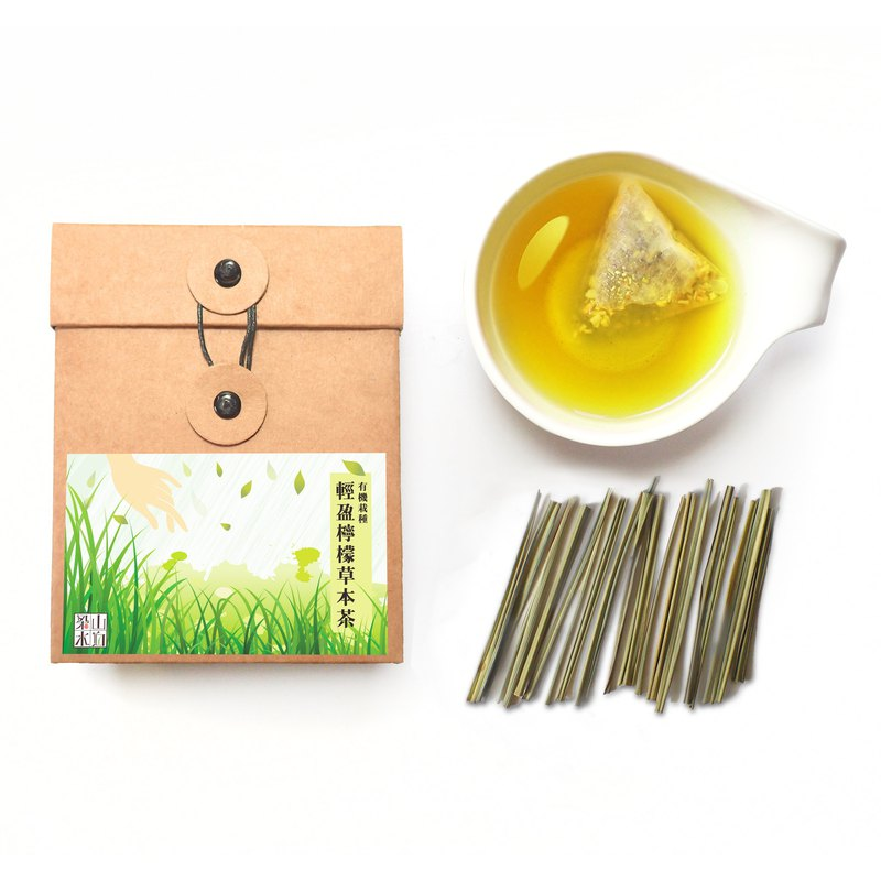 [Liangshan Shuibo] Light Lemon Herbal Tea